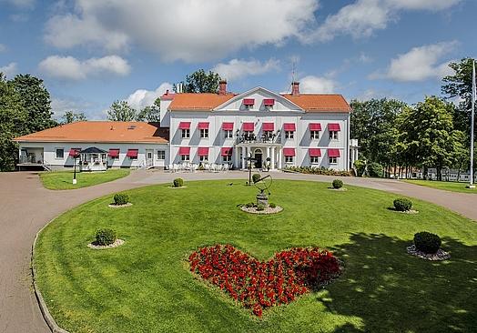 Dömle Herrgård Spa & Resort - ForshagaDeje GK